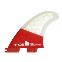 FCS II ACCELERATOR PC TRI FINS